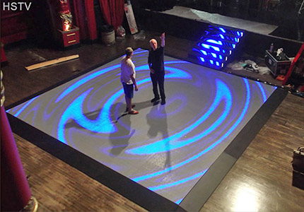 LED Dance Floor Solutions And Case Show - Led dance floor for sale usa