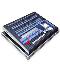Stage led lighting consoles