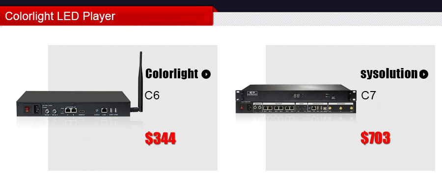 Colorlight LED Player