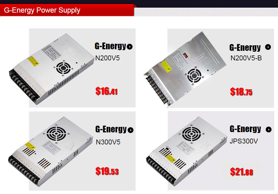 Power Supplies for LED Display Screens (G-Energy)