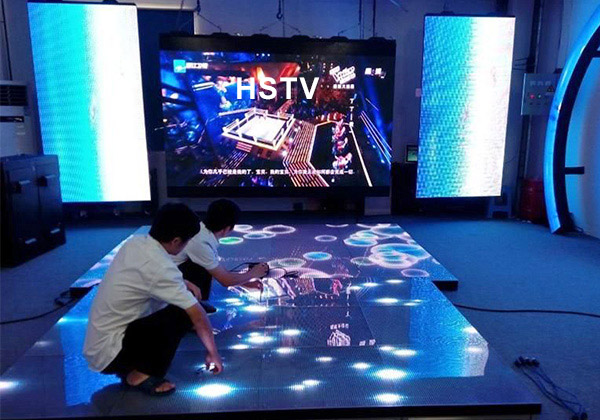 large led display screen