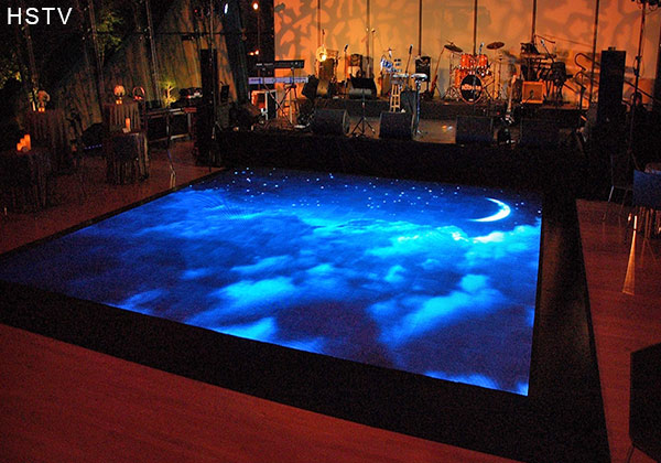 PH5.95 led dance floor