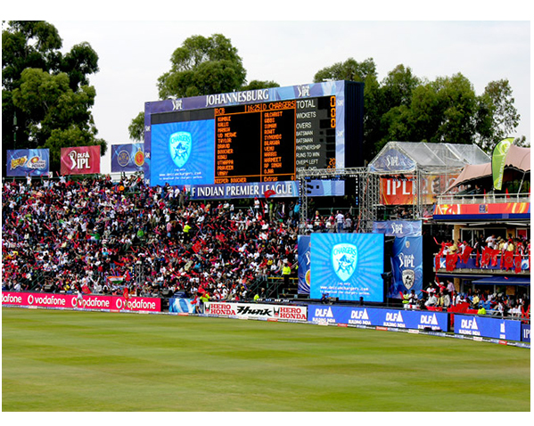 PH5 Perimeter Led Displays And Perimeter Advertising
