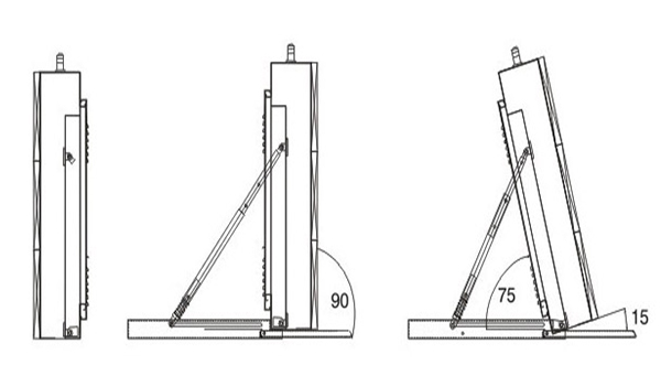 ph6 Adjustable Inclination Angle