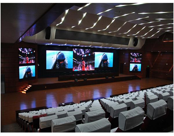 PH2.5 Indoor Rental 1/32 Scan LED Display
