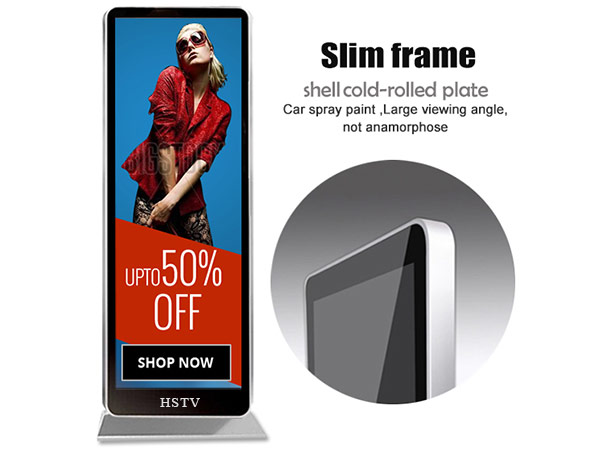 PH4 Elegant Look and Slim Frame