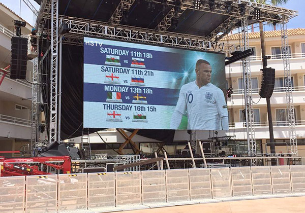PH5 Outdoor Rental LED Screen