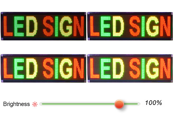 led Message Sign price