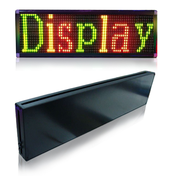 Indoor Triple Color LED Message Sign