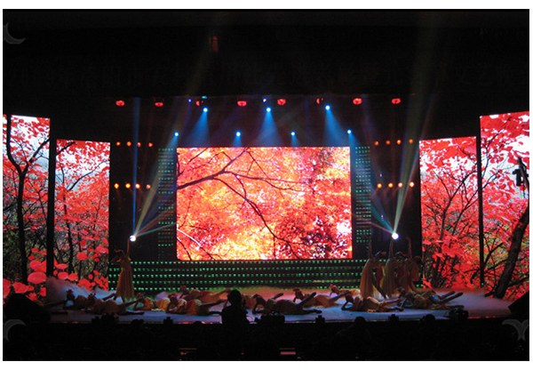 led large screen display