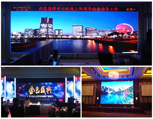 indoor led panel screen