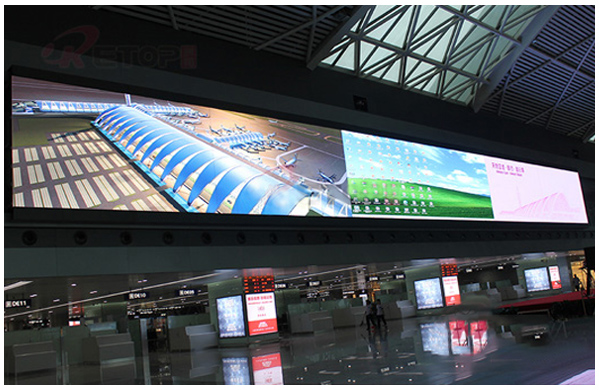 indoor led display solutions