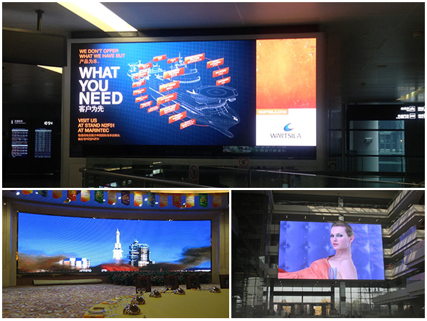 led screen manufacturers