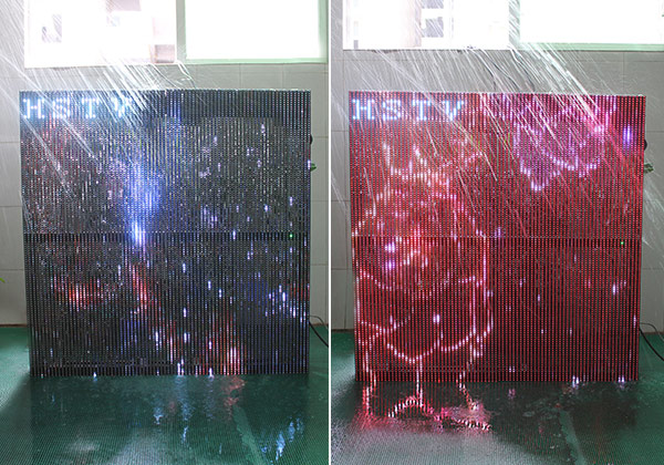 PH7.81-12.5 Outdoor led curtain display
