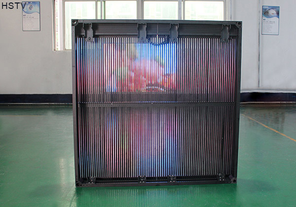 PH12.5 Outdoor SMD Led Strip Curtain Screen