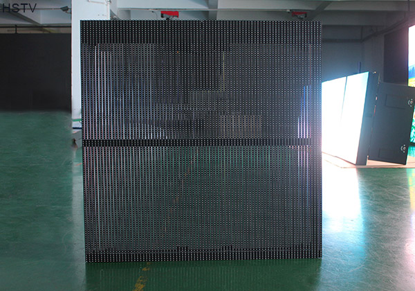 PH12.5 Outdoor SMD Led Strip Curtain Display