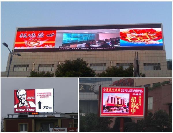 PH12.5 Wholesale LED Screen