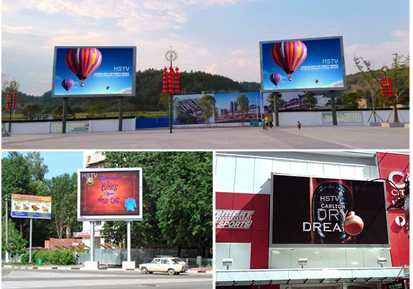 PH16 Large Advertising LED Screen