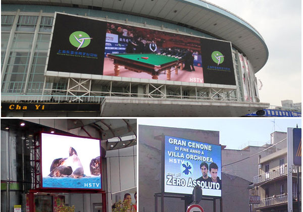 PH16 Outdoor Advertising LED Display