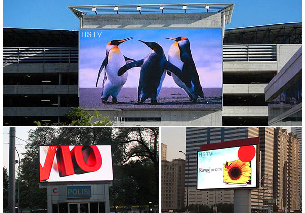 Outdoor DIP LED Screen