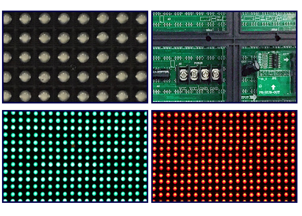HD outdoor LED Display