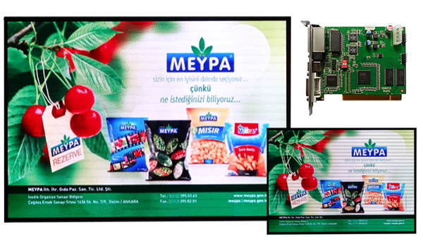 PH4.81 outdoor big led screen