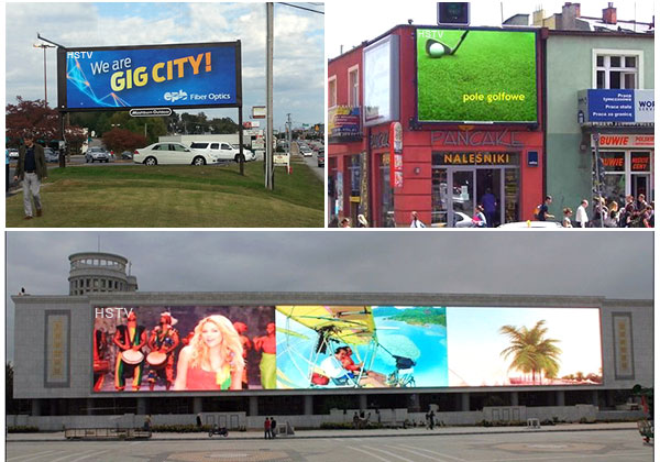 Large Advertising LED Screen