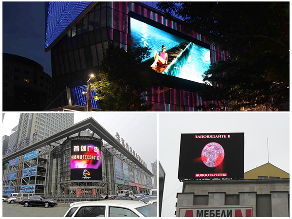 PH12 The High Way Billboard LED Display