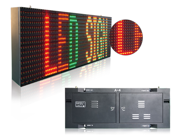 outdoor Triple Color Module Price