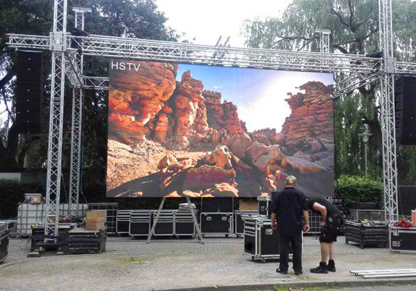 PH6 Outdoor Rental LED Screen