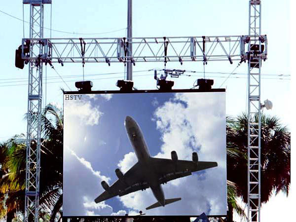 outdoor led screen manufacturers