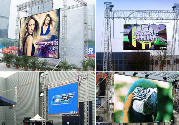 ph10 outdoor led screen manufacturers