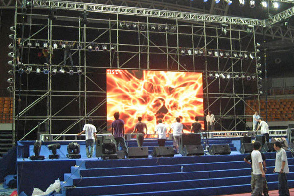 PH4.81 Outdoor Rental LED Screen