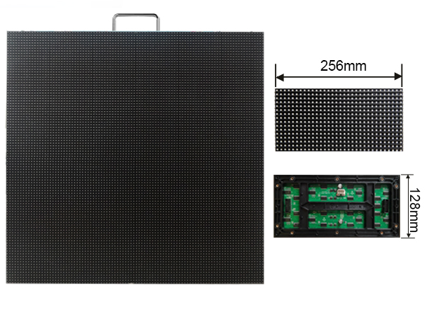outdoor led flexible screen