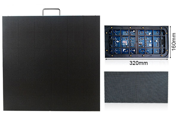 High Quality Black Body with Square Module