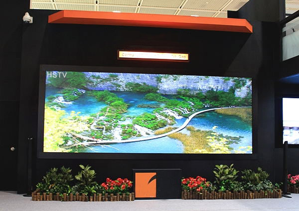 PH3 Indoor Magnet Cabinet Front Maintain Led Screen