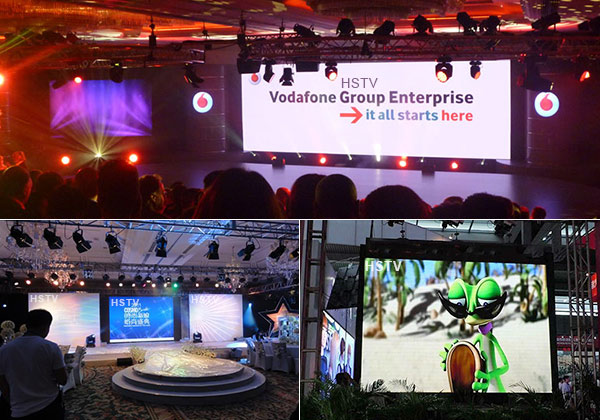 PH4.81 Indoor Rental LED Screen Application