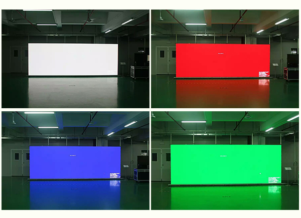 bright Color LED display