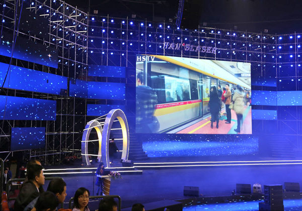 PH6.25 Indoor Rental LED Screen