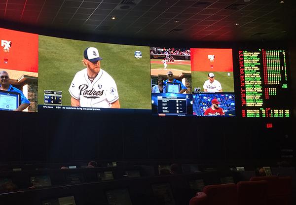 indoor led tv