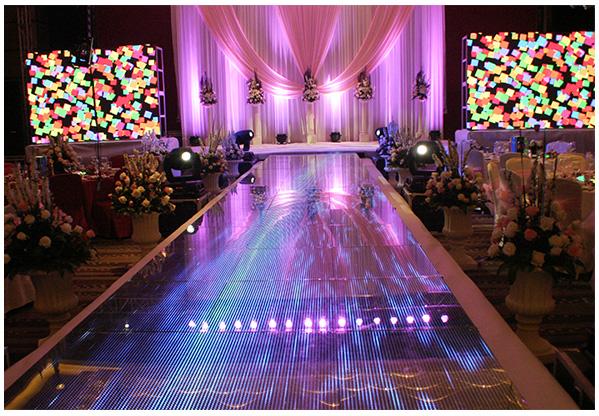 led backdrops for stage