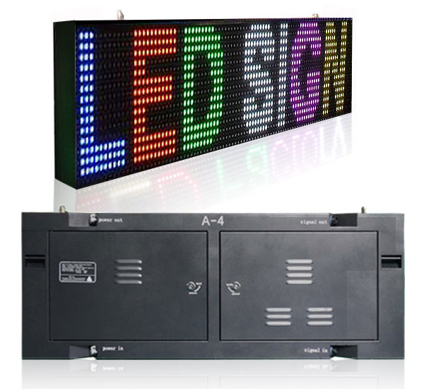 outdoor LED sign for Advertising