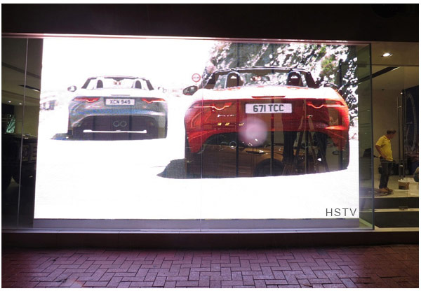 PH10.42-10.42 Transparent LED Screen