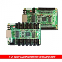Full Color Synchronous Receiving Card