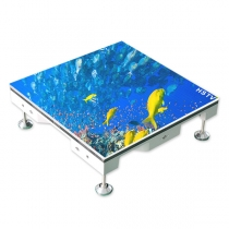 PH4.81 Indoor SMD Dance Floor LED Screen 500×500mm