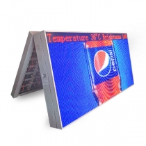 Outdoor Double Faces Led Display Double Sided LED Sign