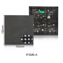 PH6 Indoor SMD Full Color Module 192×192mm