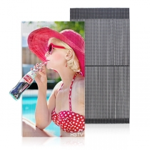 PH15.625-31.25 Outdoor SMD Led Curtain Display 500×1000mm