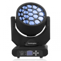 19 pcs LED Big Bee Eye Moving Head Light