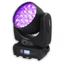 19pcs LED Moving Head Wash Light
